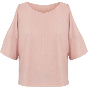 Urban Outfitters Tshirt imprimé pink