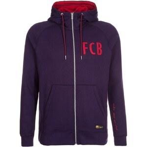 Nike Performance FC BARCELONA Sweat zippé purple lady/gym red