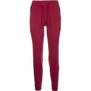 Nike Sportswear TECH FLEECE Pantalon de survêtement noble red/heather/black