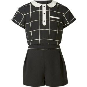 Marks & Spencer London Combinaison black/white