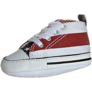 Converse FIRST STAR Chaussures premiers pas rouge/blanc/marine