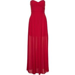 TFNC ELIDA Robe longue red