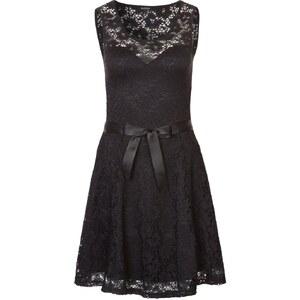 Morgan RORO Robe d'été noir