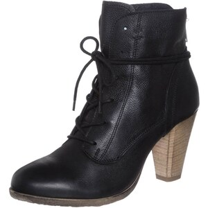 Zign Bottines à plateau black