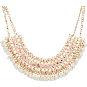 sweet deluxe GRANADA Collier gold/white