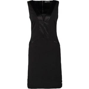 LA CITY Robe chemise noir