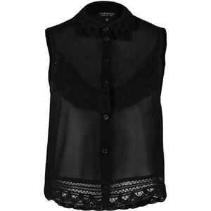 Topshop BATTBURG Blouse black