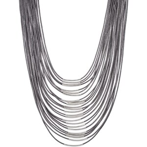 sweet deluxe LIV Collier silver/grey