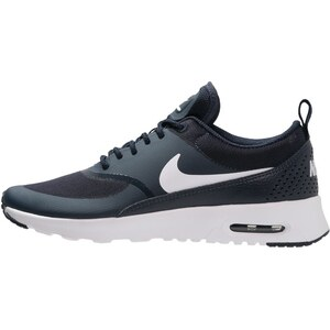 Nike Sportswear AIR MAX THEA Baskets basses obsidian/white