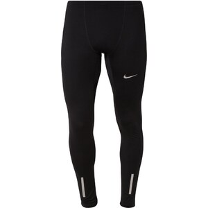 Nike Performance Collants schwarz/silber
