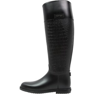 Calvin Klein XIARA Bottes en caoutchouc black