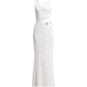 Young Couture by Barbara Schwarzer Robe longue cream