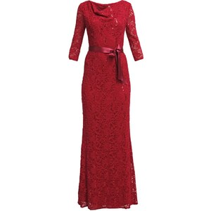 Young Couture by Barbara Schwarzer Robe longue red