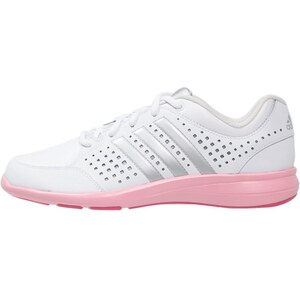 adidas Performance ARIANNA III Chaussures d'entraînement et de fitness white/silver metallic/super pop