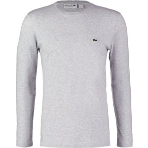 Lacoste REGULAR FIT Tshirt à manches longues silver chine
