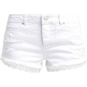 Miss Selfridge Short en jean white