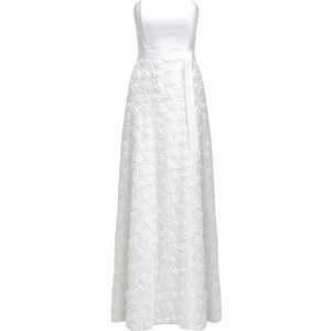 Young Couture Bridal Robe de cocktail offwhite