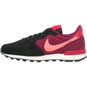 Nike Sportswear INTERNATIONALIST Baskets basses black/bright crimson/deep garnet/gym red