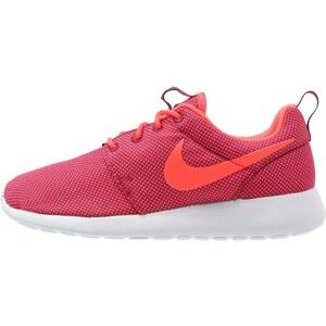 Nike Sportswear ROSHE ONE Baskets basses deep garnet/bright crimson/pure platinum