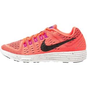 Nike Performance LUNARTEMPO Chaussures de running compétition hyper orange/black/summit white