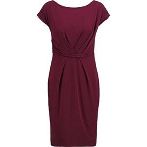 Esprit Collection Robe en jersey bordeaux red
