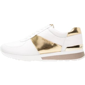 MICHAEL Michael Kors ALLIE Baskets basses white/gold