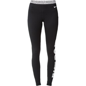 Nike Performance MEZZO Collants black/white