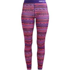 Nike Performance PRO Collants light crimson/black/court purple/white