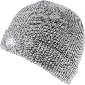 Nike SB Bonnet dark grey heather/white