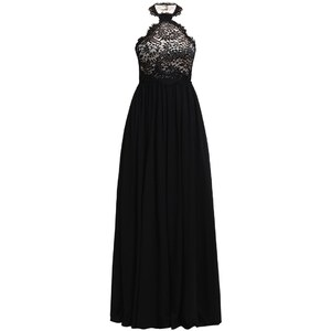 Unique Robe de cocktail black/nude