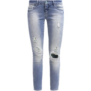 ONLY ONLCORAL Jean slim medium blue