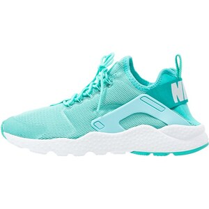 Nike Sportswear AIR HUARACHE RUN ULTRA Baskets basses hyper turquoise/white