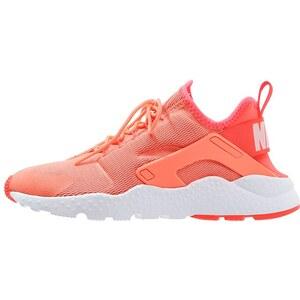 Nike Sportswear AIR HUARACHE RUN ULTRA Baskets basses bright mango/white