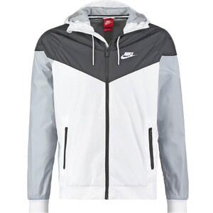 Nike Sportswear WINDRUNNER Veste légère blanc/noir/gris