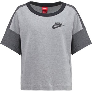 Nike Sportswear Sweatshirt white/black