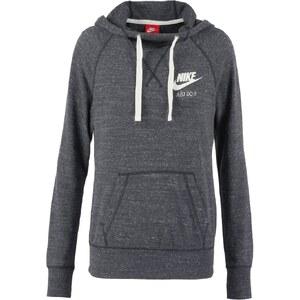 Nike Sportswear GYM VINTAGE Sweat à capuche anthracite/sail