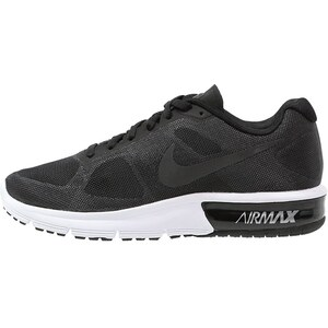 Nike Performance AIR MAX SEQUENT Chaussures de running neutres black/wolf grey/white