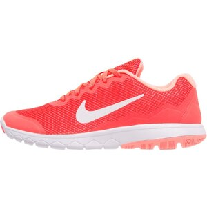 Nike Performance FLEX EXPERIENCE 4 Chaussures de running compétition bright crimson/white/atomic pink