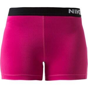 Nike Performance PRO DRY Collants pink / schwarz