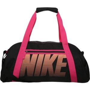 Nike Performance GYM CLUB Sac de sport black/vivid pink/bright mango