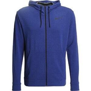 Nike Performance Sweat zippé deep royal blue/black