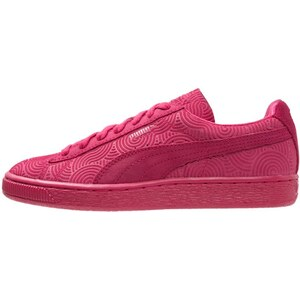 Puma CLASSIC COLORED Baskets basses rose red