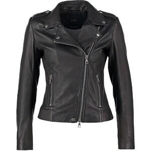 SET Veste en cuir black