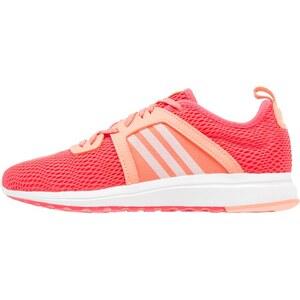 adidas Performance DURAMA Chaussures de running neutres shock red/white/sun glow