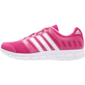adidas Performance BREEZE 101 2 Chaussures de running compétition pink/white/semi pink glow