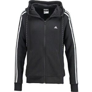 adidas Performance ESSENTIALS Sweat zippé black/white