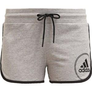 adidas Performance Short de sport medium grey heather