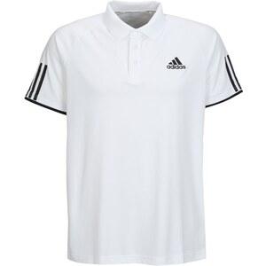 adidas Performance CLUB Tshirt de sport blanc/noir