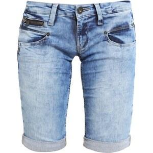 Freeman T. Porter BELIXA Short en jean flexy bleached