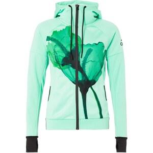 adidas Performance Sweat zippé grün
